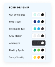 Customize the Form Design